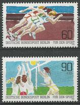 BERL 664-665  postfrisch