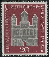 238    postfrisch  (BRD)