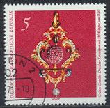 DDR 1682 philat. Stempel