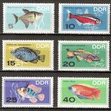 1221-1226 postfrisch (DDR)