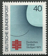 763  postfrisch  (BRD)
