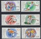 DDR 3111-3116 postfrisch