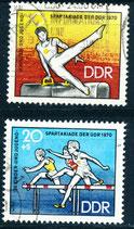 DDR 1594-1595 gestempelt (2)