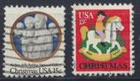 1368-1369 gestempelt (USA)