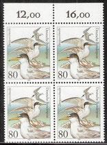 1540 postfrisch Viererblock (DE)