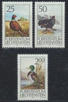 LIE 997-999 postfrisch