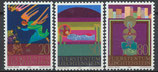 761-763  postfrisch (LIE)