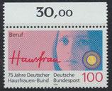 BRD 1460 postfrisch mit Bogenrand oben