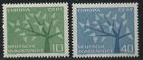 383-384   postfrisch  (BRD)