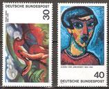 798-799  postfrisch  (BRD)