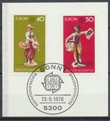 BRD 890-891 mit Ersttagssonderstempel