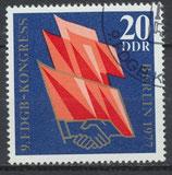DDR 2219  philat. Stempel