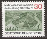 619  postfrisch  (BRD)