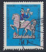 BERL 351 gestempelt