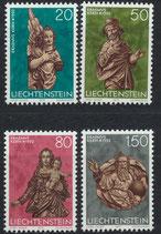 LIE 688-691 postfrisch