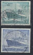 BERL 126-127 gestempelt