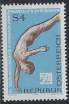 AT 1461 postfrisch