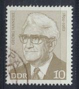 DDR 1910 gestempelt