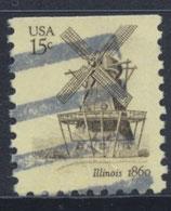 USA 1418 gestempelt