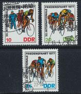 DDR 2216-2218  philat. Stempel