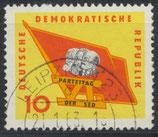 DDR 941 philat. Stempel  (1)