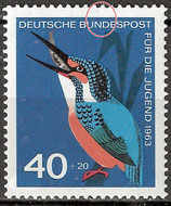 404 / DE0292-001 gestempelt (Plattenfehler DE)