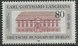 BERL 684  postfrisch
