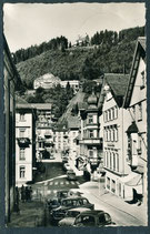 75323   (W-7547)   Bad Wildbad   -Bei der Bergstation mit Sommerberg-   (PK-00464)