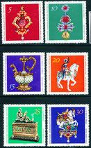 1682-1687 postfrisch (DDR)