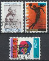 1493-1495  gestempelt (CH)