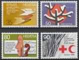 1327-1330 postfrisch (CH)