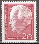 234 postfrisch (BERL)
