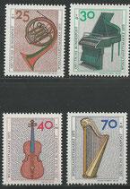 782-785  postfrisch  (BRD)