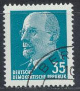 DDR 1689 philat. Stempel (2)