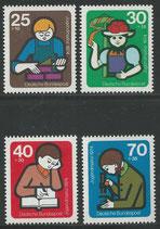 800-803  postfrisch  (BRD)