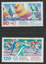 1310-1311 postfrisch  (BRD)