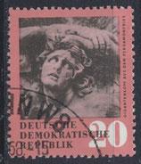 DDR 668  philat. Stempel (2)