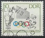 1034 philat. Stempel (DDR)