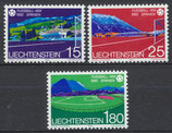 799-801  postfrisch (LIE)