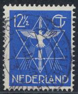NL 261 gestempelt