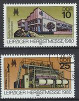 DDR 2539-2540  philat. Stempel (2)