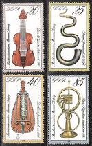 2445-2448 postfrisch (DDR)