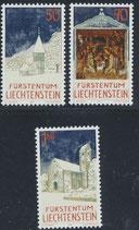 LIE 1050-1052 postfrisch