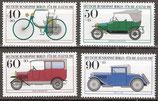 BERL 660-663 postfrisch