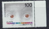BRD 1585 postfrisch it Bogenrand rechts