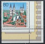 BRD 1846 postfrisch mit Eckrand rechts unten