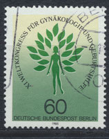 BERL 742 gestempelt