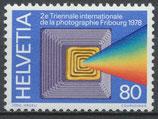 1119 postfrisch (CH)
