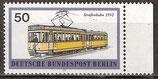 BERL 383 postfrisch mit Bogenrand rechts