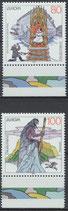 1915-1916 postfrisch Bogenrand unten (BRD)